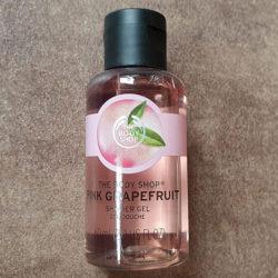 Produktbild zu The Body Shop Pink Grapefruit Shower Gel