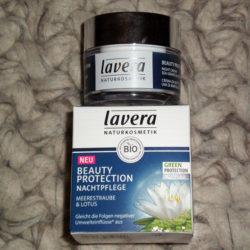 Produktbild zu lavera Naturkosmetik Beauty Protection Nachtpflege