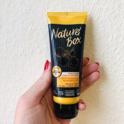 Produktbild zu Nature Box Macadamia-Öl Handcreme