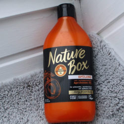 Produktbild zu Nature Box Spülung Aprikosen-Öl