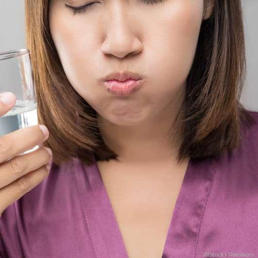 Ölziehen für eine gesunde Mundflora