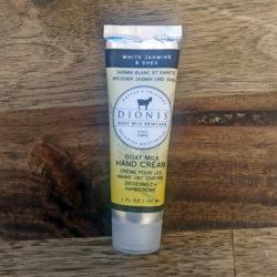 """Produktbild zu Dionis™ Goat Milk Hand Cream """"White Jasmine & Shea"""""""