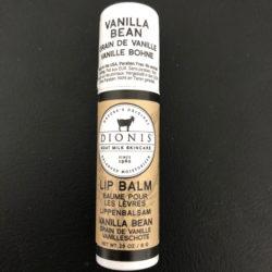 """Produktbild zu Dionis™ Goat Milk Lip Balm """"Vanilla Bean"""""""