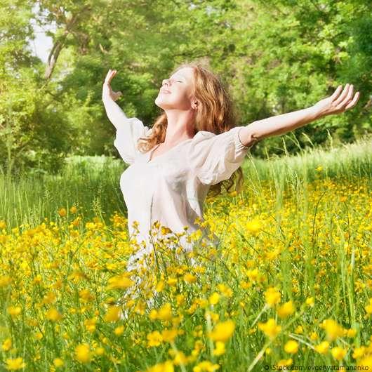 Frühjahrsputz für gestresste Winter-Haut