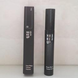 Produktbild zu Make up Factory Even More Volume Mascara – Farbe: 01 Black