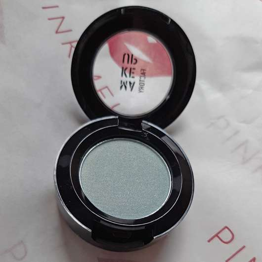Make Up Factory Single Eye Shadow, Farbe: 22 Neo Mint (LE)