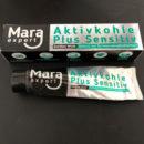MARA EXPERT Aktivkohle Plus Sensitiv Zahncreme