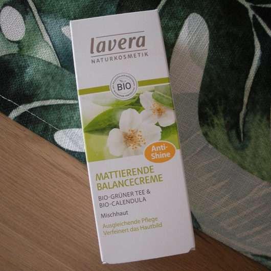 lavera Mattierende Balancecreme Bio-Grüner Tee & Bio-Calendula