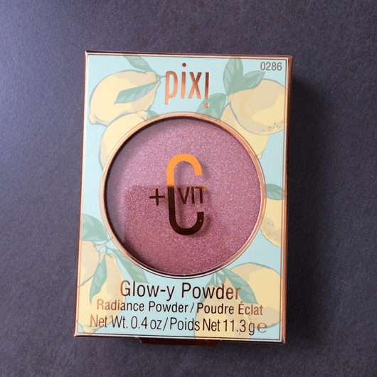 <strong>Pixi</strong> +C Vit Glow-y Powder - Farbe: Peach Dew