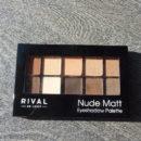 Rival de Loop Nude Matt Eyeshadow Palette, Farbe: 01 Nude Matt
