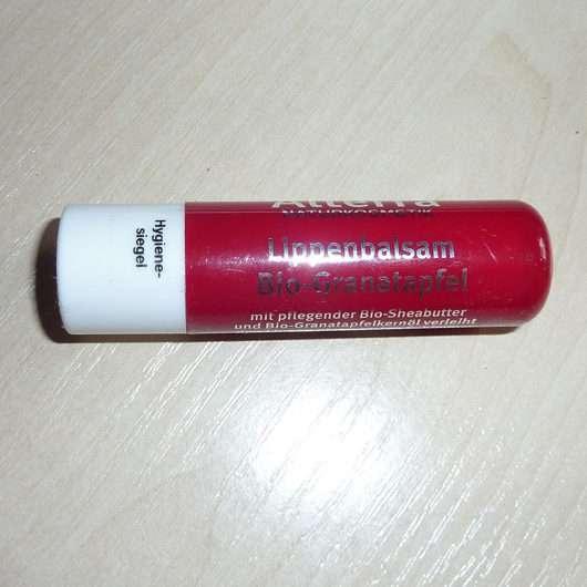 Alterra Naturkosmetik Lippenbalsam Bio-Granatapfel