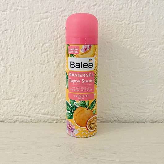 Balea Rasiergel Tropical Summer (LE)