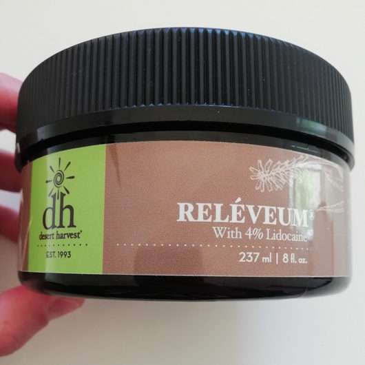 Desert Harvest Reléveum Skin Repair Cream
