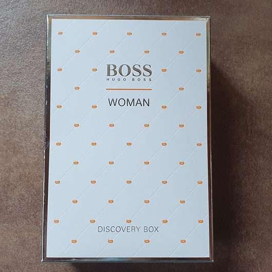 HUGO BOSS Orange Woman Discovery Box
