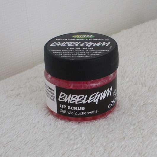 <strong>LUSH</strong> Bubblegum (Lip Scrub)