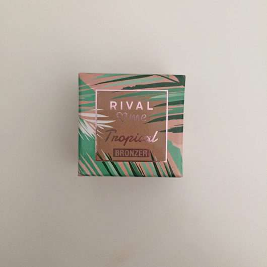 RIVAL loves me Tropical Bronzer, Farbe: 01 waikiki
