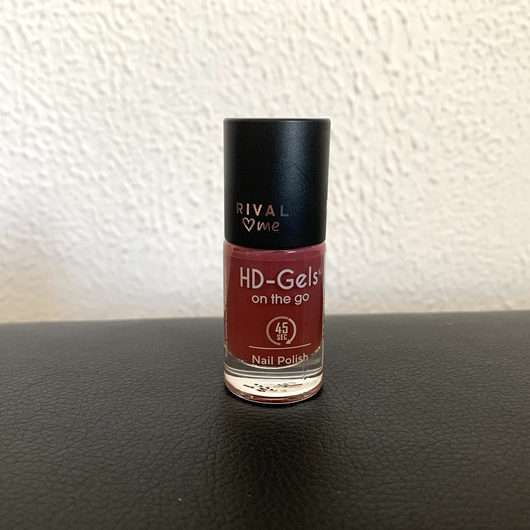 RIVAL ♥ me HD-Gels on the go Nagellack, Farbe: 13 dream catcher