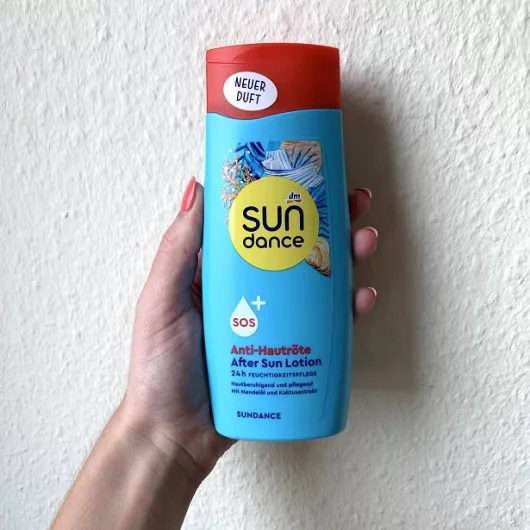 <strong>SUNDANCE</strong> After Sun Lotion SOS Anti-Hautröte