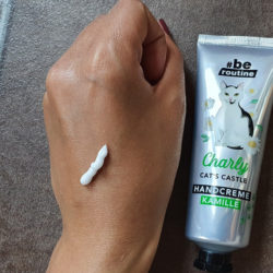 #be routine Handcreme Charly Kamille