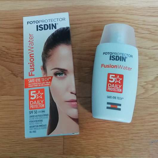 <strong>ISDIN</strong> Fusion Water Daily Protection SPF 50
