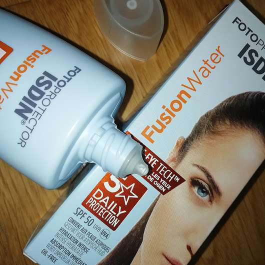 ISDIN Fusion Water Daily Protection SPF 50