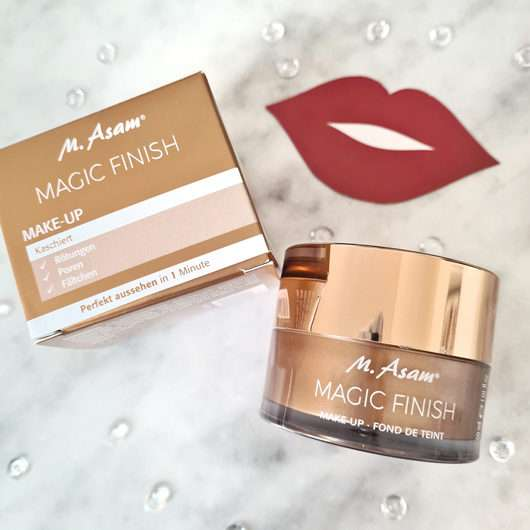 <strong>M. Asam</strong> MAGIC FINISH Make-up Mousse