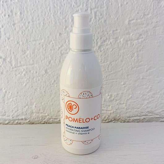 <strong>Pomélo + Co.</strong> Peach Paradise Feuchtigkeitsspendendes Shampoo