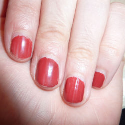 trend IT UP Quick Dry Nail Polish, Farbe: 075 - nach 3 Tagen