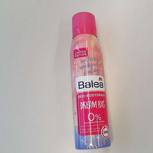 Balea Deo-Bodyspray Dream Big (LE)