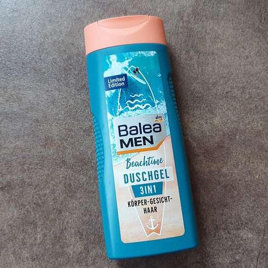 Balea Men Beachtime Duschgel (LE)