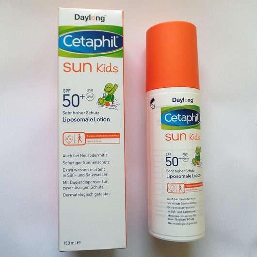 Cetaphil® Sun Daylong™ Kids SPF 50+ Liposomale Lotion
