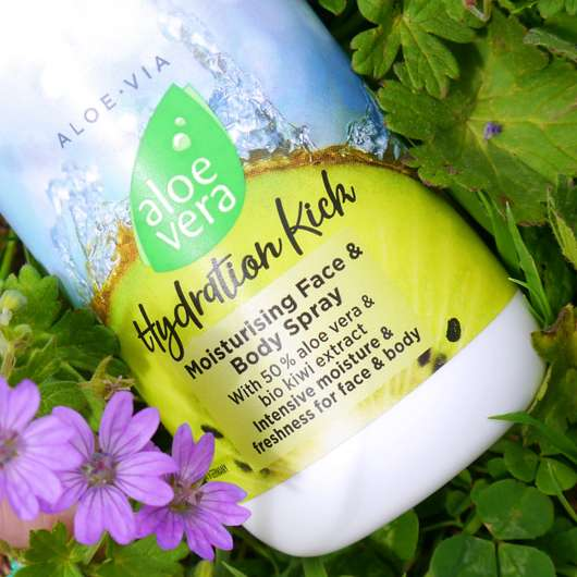 LR ALOE VIA Aloe Vera Hydration Kick Moisturising Face & Body Spray (LE)