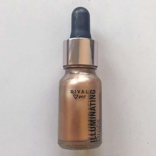 Rival loves me Illuminating Drops, Farbe: 02 bronze