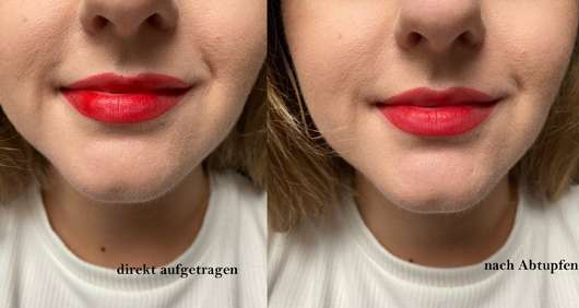 Lippen mit trend IT UP Color Lip Tint, Farbe: 020