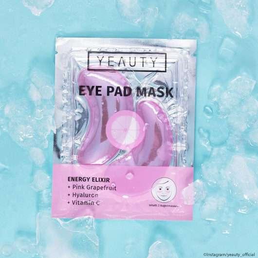 Nie wieder müde Augen – mit den Pink Grapefruit Augenpads