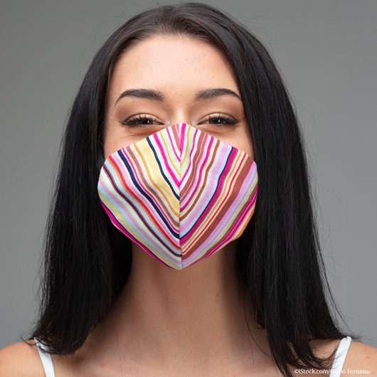 Dieses Masken-Make-Up zieht alle Blicke auf euch