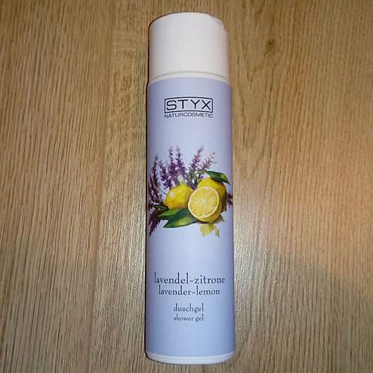 STYX Naturcosmetic Lavendel-Zitrone Duschgel