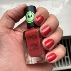 Produktbild zu trend IT UP Quick Dry Nail Polish – Farbe: 075