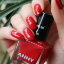 ANNY Nagellack, Farbe: 85 only red