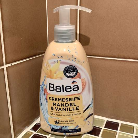 <strong>Balea</strong> Cremeseife Mandel & Vanille