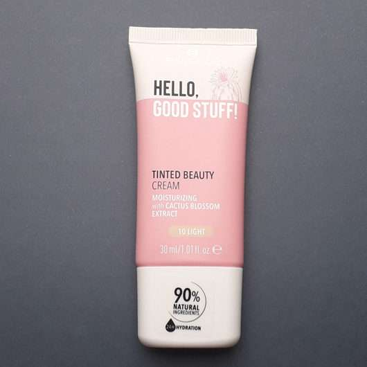 <strong>essence</strong> hello, good stuff! tinted beauty cream - Farbe: 10 light