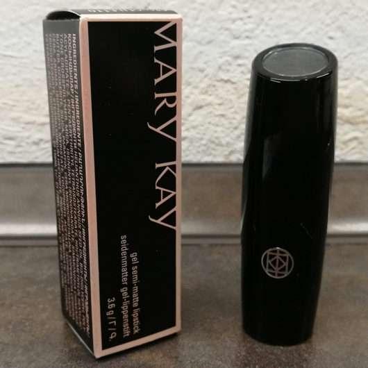 Mary Kay® Gel Semi-Matte Lipstick, Farbe: Red Stiletto