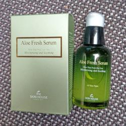 Produktbild zu TheSkinHouse Aloe Fresh Serum