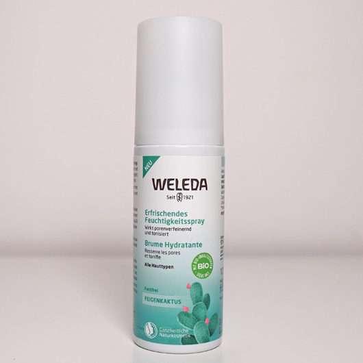 <strong>Weleda</strong> Feigenkaktus Erfrischendes Feuchtigkeitsspray