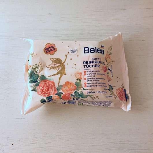 <strong>Balea</strong> Magic Wonderland Softe Reinigungstücher (LE)