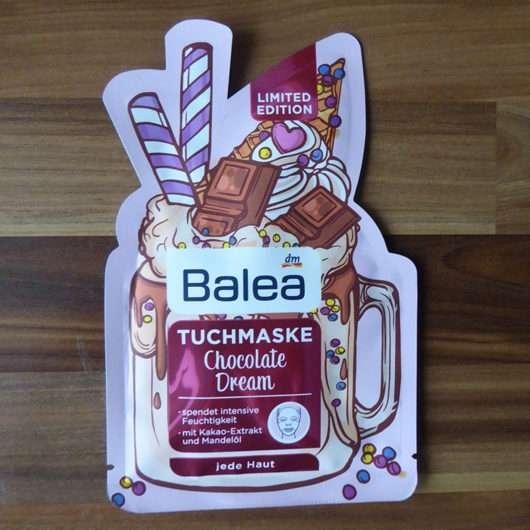 <strong>Balea</strong> Tuchmaske Chocolate Dream (LE)