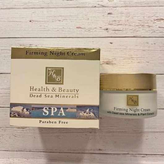 Health & Beauty Firming Night Cream