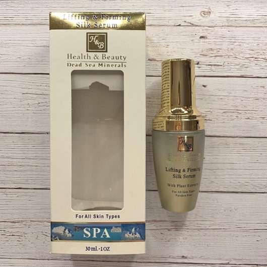 Health & Beauty Lifting & Firming Silk Serum