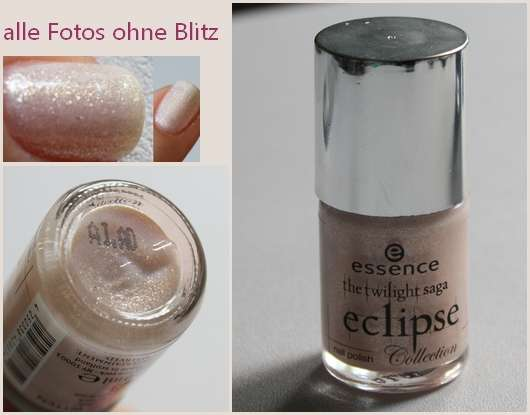 essence eclipse collection nailpolish, Farbe: 05 ready to be bitten