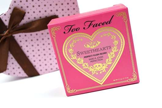 test rouge blush too faced sweethearts blush farbe something about berry testbericht. Black Bedroom Furniture Sets. Home Design Ideas